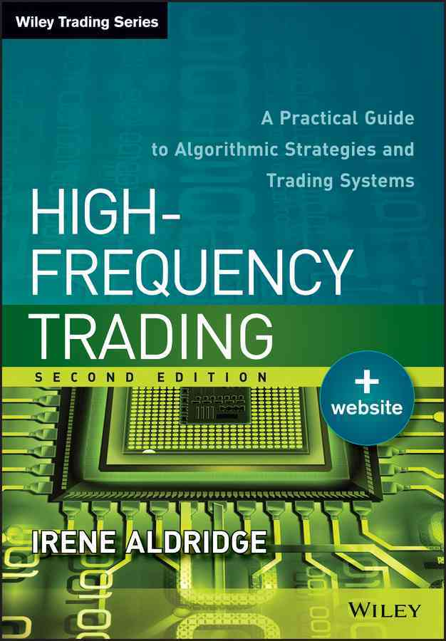 High-Frequency Trading By Aldridge, Irene
